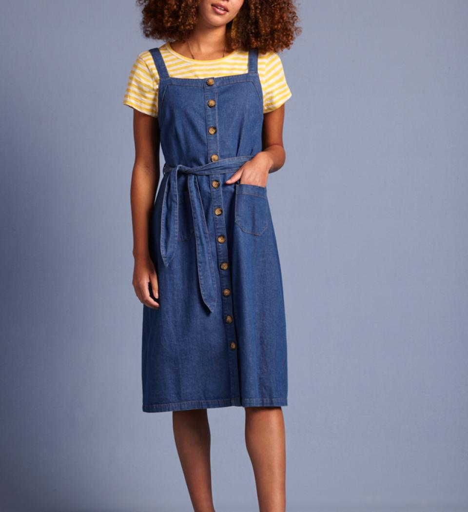 beth-pinafore-dress-chambray-vorne 201853