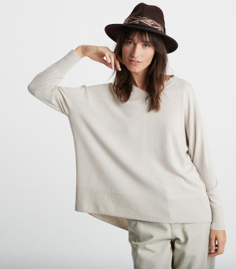 pullover lydia creme 8720